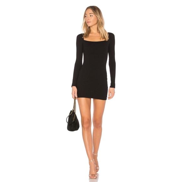 8e6a9a25abd5 Privacy Please x Revolve Wells Mini Dress in Black.  M 5b21411e194dad7fbabd1fdb